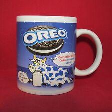 """Oreo Cookies & Cow Coffee Mug 4"""" tall"""