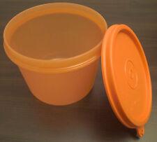 Tupperware Mega Julchen MegaJulchen 550 ml Dose mit Deckel Orange Neu OVP