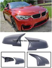 For 12-Up BMW 1 2 3 4 Series | 10-Up X1 M3 M4 Style Pair Side Mirror Cap Covers