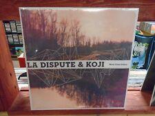 La Dispute & Koji Never Come Undone Split LP NEW Colored vinyl [Hardcore Punk]