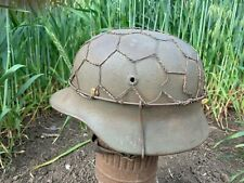 WW2 German helmet  M40 64 /57