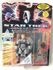 1994 Star Trek Playmates Generations ~ Captain James T Kirk n/Space Suit NIP!!