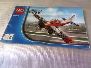 LEGO CITY 60019 Instruction Manual Booklet 2  (No Bricks included)
