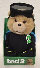 "Talking TED 2 Bear 13"" Movie Plush NIB Scuba Diver R-Rated 2014 Commonwealth"