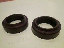 TRIUMPH T100 T120 T140 T150 OIL IN FRAME FORK OIL SEALS PAIR 97-4001 H4001 1971+