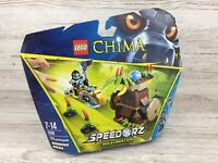 Lego Chima Speedorz ~ Set 70136 ~ Banana Bash ~ Brand New ~ Free P&P (1)