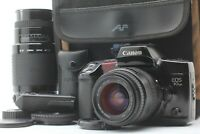 【Near MINT in Box】CANON EOS10 QD film camera w/ SIGMA ZOOM lens set from Japan