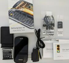 Sprint Samsung Epic 4G Galaxy S Slide out Keyboard Touchscreen Ready to use