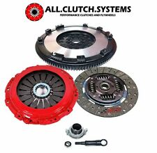 ACS Ultra Stage 1 Clutch Kit+Flywheel FOR 2004-16 Subaru Impreza STi 2.5L EJ257