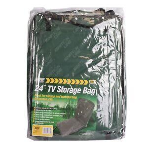 "Maypole Up To 24"" Flatscreen TV Padded Storage Bag Case Caravan Motorhome"