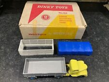 Dinky Toys 424 Commer Convertible Articulated Truck Boxed