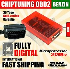 Chiptuning OBD2 MERCEDES C 200K W203 163 PS BENZIN LPG Chip Box Tuning OBD