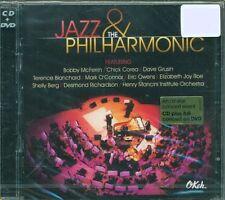 Jazz & Philharmonic - Chick Corea/Dave Grusin/Blanchard/Mcferrin Dvd & Cd Nuovo