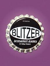 Intermediate Algebra for College Students by Robert F. Blitzer
