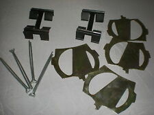Triumph TR7 ** BRAKE PAD FITTING KIT ** Including Anti Squeel shims, clips/pins