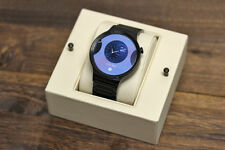 Huawei Watch Black Stainless Steel with Black Stainless Steel Link Band