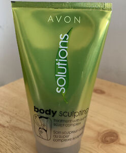 AVON SOLUTION BODY SCULPTING TREATMENT WITH SUPER SCULPT COMPLEX 150ML