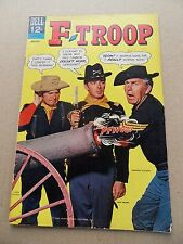 F - Troop 1 (TV) .  Photo Cover - Dell  1966  - FN - minus