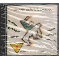 SEALED! Johnny Clegg and Savuka CD The Best Of In My African Dream Like NEW!
