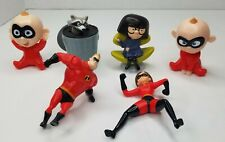 The Incredibles 2 McDonald's Toys (6 Toys)