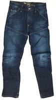 G-Star Jeans 'ELWOOD HERITAGE EMBRO TAPERED' DARK AGED W30 L34 RRP$289 Mens Boys