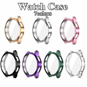 For Samsung Galaxy Watch 4 40/44MM Case Cover Smartwatch Screen Protector Sports