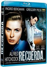 SPELLBOUND (1945) **Blu Ray B** Ingrid Bergman, Gregory Peck