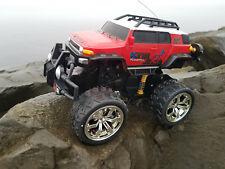 Jeep Safari Radio Remote Control Car Pick Up 360 Stunt Car High Speed 15km/h