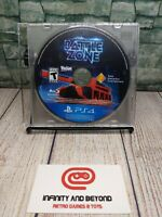 Battlezone PS4 Playstation 4 VR Sony Interactive Video Game *Disc Only* FREE S/H