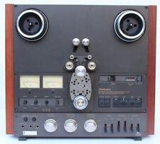 New listing Vtg Technics Rs-1500 4-2 Track Stereo Reel To Reel R2R Tape Deck - Xlnt w/ Box