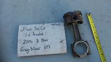 FIAT 1,6 16 VALVOLE B737 PISTONE COMPLETO DA STILO MUTIPLA & altri 01-07
