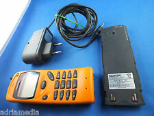 Original Nokia Orange 3110 wieNEU Kult Handy VW BMW Mercedes NHE-8  BLJ-1 m.Code