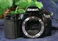 Nice MINOLTA MAXXUM 3xi Auto Focus 35mm SLR Camera Body