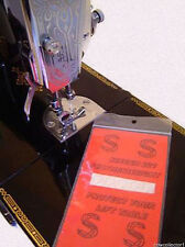 A PERFECT LIFT TABLE PROTECTOR FOR SINGER FEATHERWEIGHT 221/ 301 SEWING MACHINE