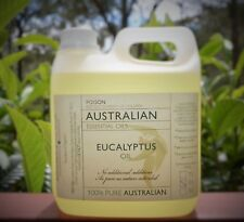 2.5 Litre 100% pure Australian Eucalyptus oil (blue mallee)