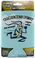 Breaking Bad Vamonos Pest Can Cooler Beer Koozie Soda Coozie Huggie ~ Licensed