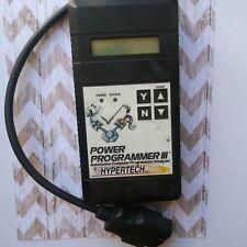 Hypertech Power Programmer III Auto Computer Analyzer 97-98 Chevy Truck Cars