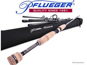 PFLUEGER Trion Transcendent Travel Spin Fishing Rod 7'2' 5 piece 5-10kg SP72MMH