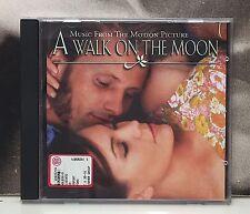 A WALK ON THE MOON - COMPLICE LA LUNA - SOUNDTRACK CD NM/EX+ 1999 SIRE REC.