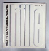 Hille: 75 years of British Furniture Robin Day,  Fred Scott, Peter Murdoch etc.