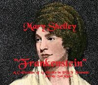 """CD- Mary Shelley Collection """"Frankenstein"""" - 14 eBooks (Resell Rights)"""