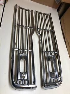 1957 FORD FAIRLANE 500 GRILLE OEM