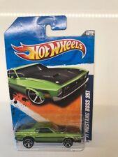 Hot Wheels 2011 Street Beasts Series - 71 Mustang Boss 351