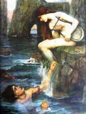 Art John William Waterhouse Decorative Posters