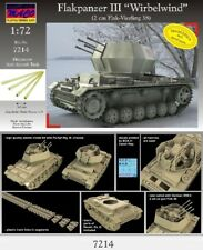 "Maco 1/72 contraerei Panzer III ""Turbine"" (7214-Special Edition)"