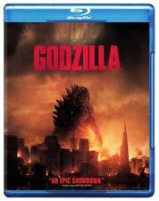 Godzilla New Sealed Blu-ray 2014