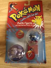 Pokemon Battle Figures Tangela Weezing