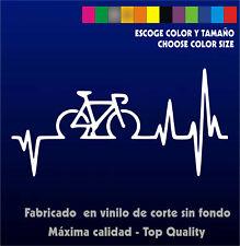 Sticker Vinilo CARDIOBIKE - Bicicleta- Pegatina Vinyl Bike - Cardio