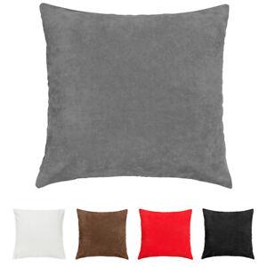 Lining Cushion Sofa Pillowcase Copricuscino Hinge Bed 45x45 55x55 30x50