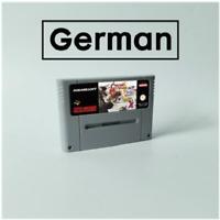 Secret of Mana 2 (Deutsche) - RPG SNES Video Game Card EU PAL - Battery Save
